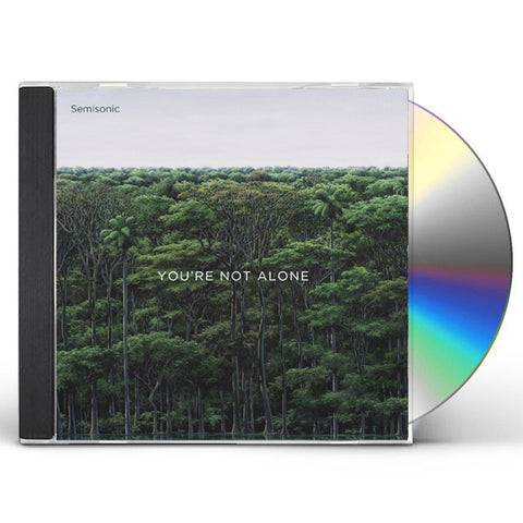 You're Not Alone EP CD