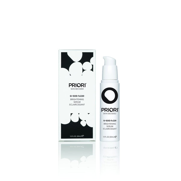 PRIORI Q+SOD fx220 Brightening Serum 30 ml
