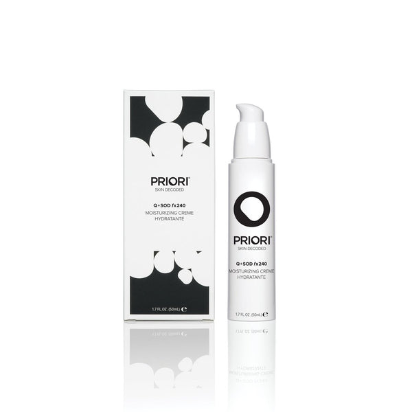 PRIORI Q+ SOD fx240 Moisturizing Cream 50 ml
