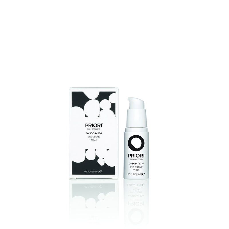 PRIORI Q+ SOD fx230 Eye Cream 15 ml
