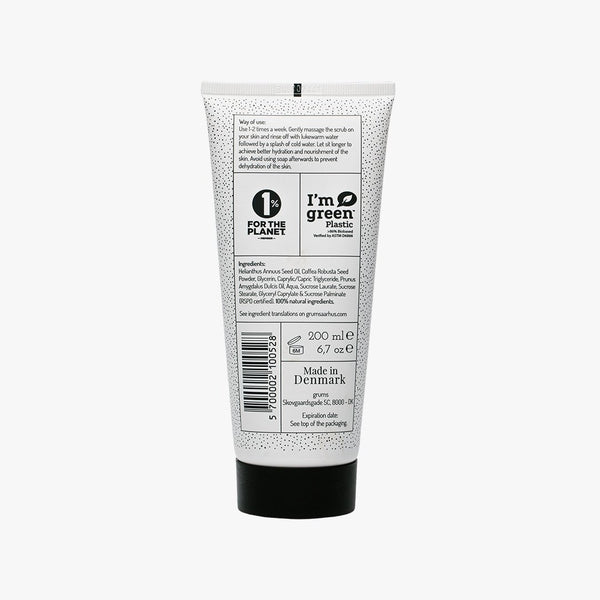 Grums Raw Coffee Body Scrub 200 ml