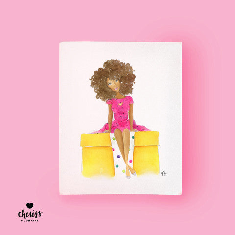 "FroGirl ""Life's a Gift"""