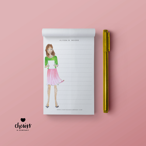 The Educator - Everyday Woman Notepad