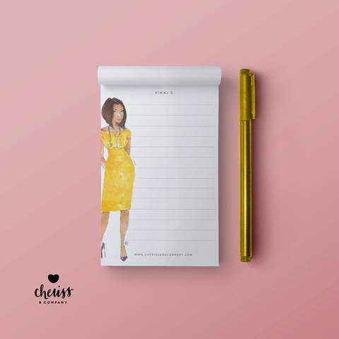 The Director - Everyday Woman Notepad