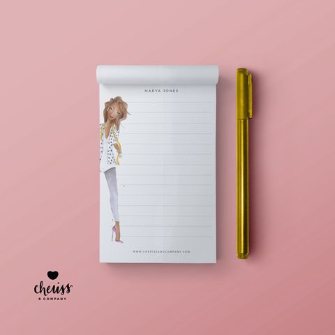 The Doctor - Everyday Woman Notepad