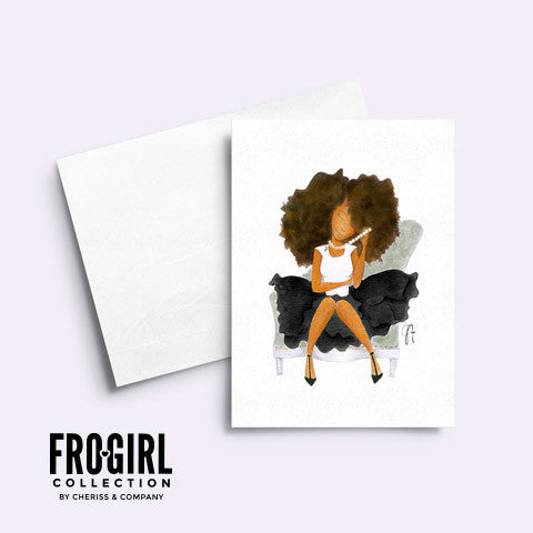 Limited Edition FroGirls in Pearls (set of 8)