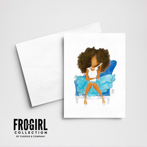 Limited Edition FroGirls with Pearls (set of 8)