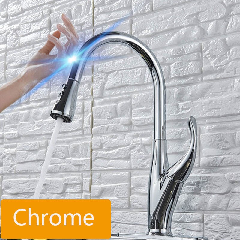 Swan Smart Touch Kitchen Faucet