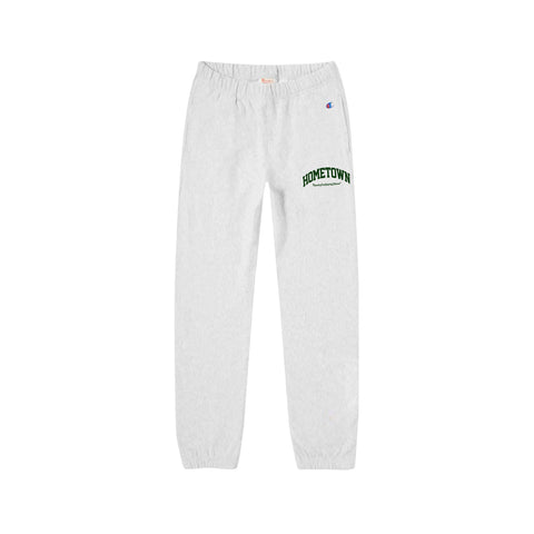 """HOMETOWN"" ThanksForStayingHome ™ <br> Champion Sweatpants (GREY)"