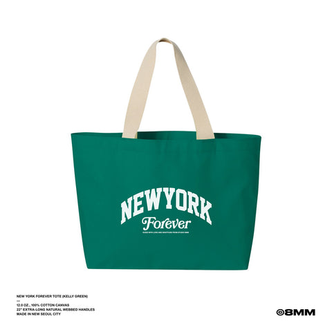 NEW YORK FOREVER - Jumbo Tote Bag