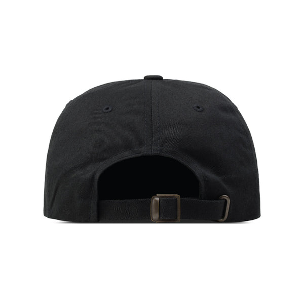 HEART x Black Low Profile Hat