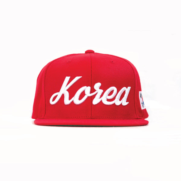 KOREA x RED Snapback