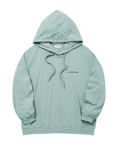 13MONTH Art Warehouse Hoodie Mint