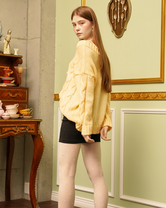 13MONTH Amazon T-shirt Lime