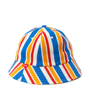 Load image into Gallery viewer, WKNDRS Retro Bucket Hat Blue