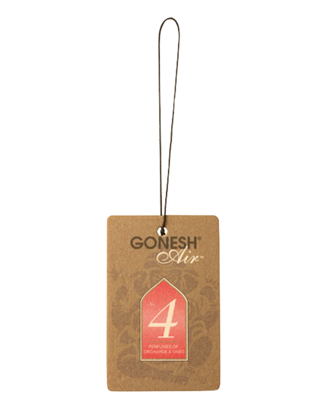 Gonesh Hanging Air Freshener No. 4