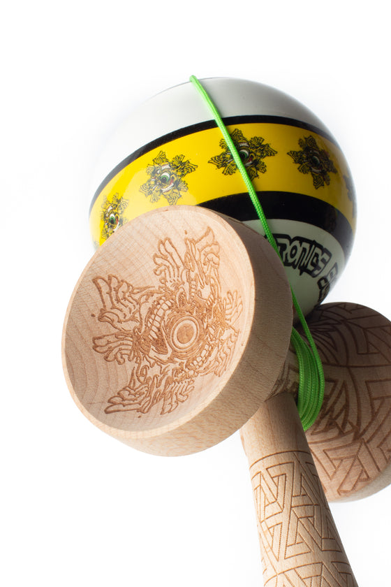 Subtronics Signature Kendama