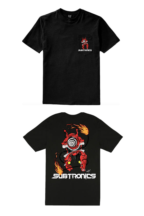 Subtronics x Aaron Brooks - Pocket Tee
