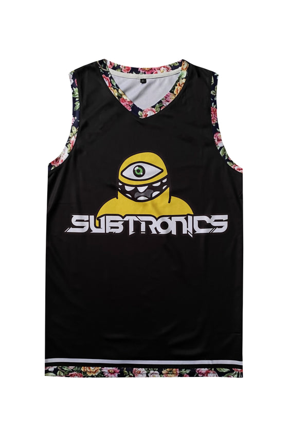 Subtronics - Cyclops Army - Basketball Jersey
