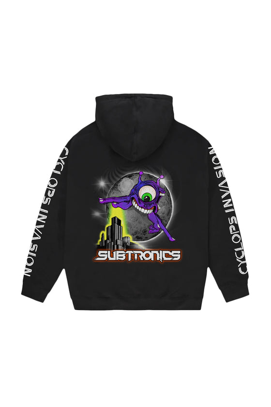 Subtronics - Cyclops Invasion - Pullover Hoodie