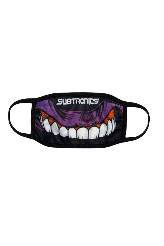 Subtronics - Teeth - Face Mask