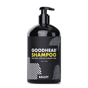 Ballsy Good Head Shampoo