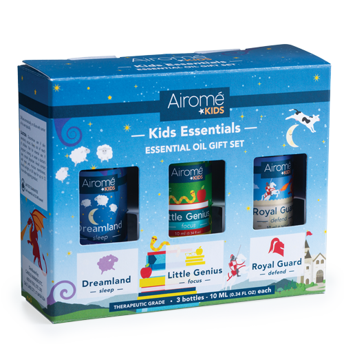 ESSENTIAL OIL: Kids Essential Gift Set