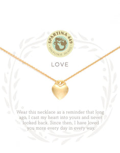 Sea La Via Love Necklace