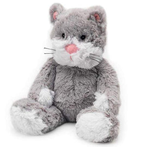 "13"" Cat Warmie Plush Animal"