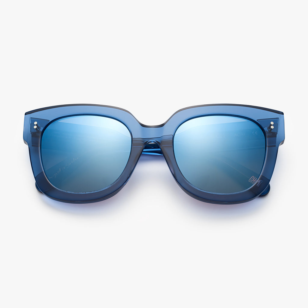 #008 Acai sunglasses (mirror glass)