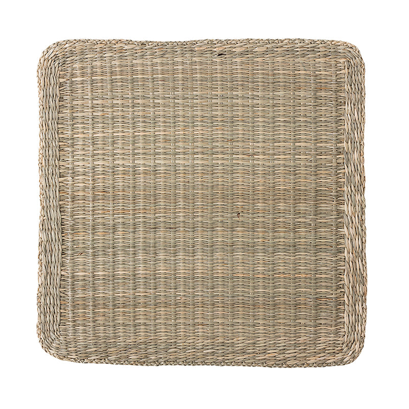 Seagrass square placemat