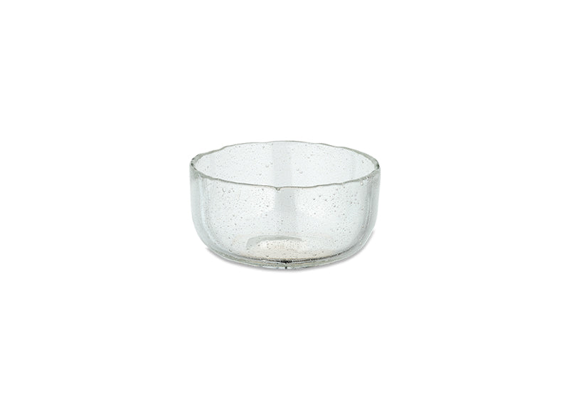 Riya Glass Bowl - Clear
