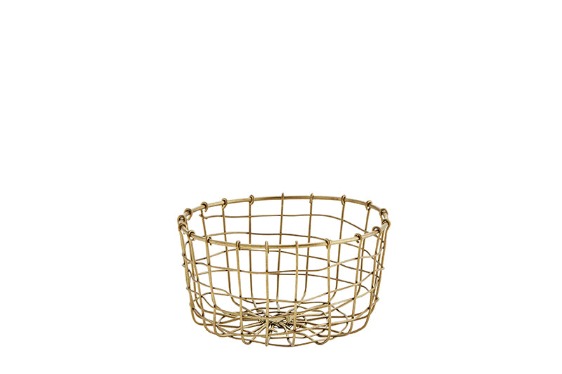 Little iron basket