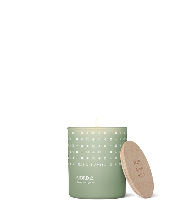 Fjord scented candle (50 hours)