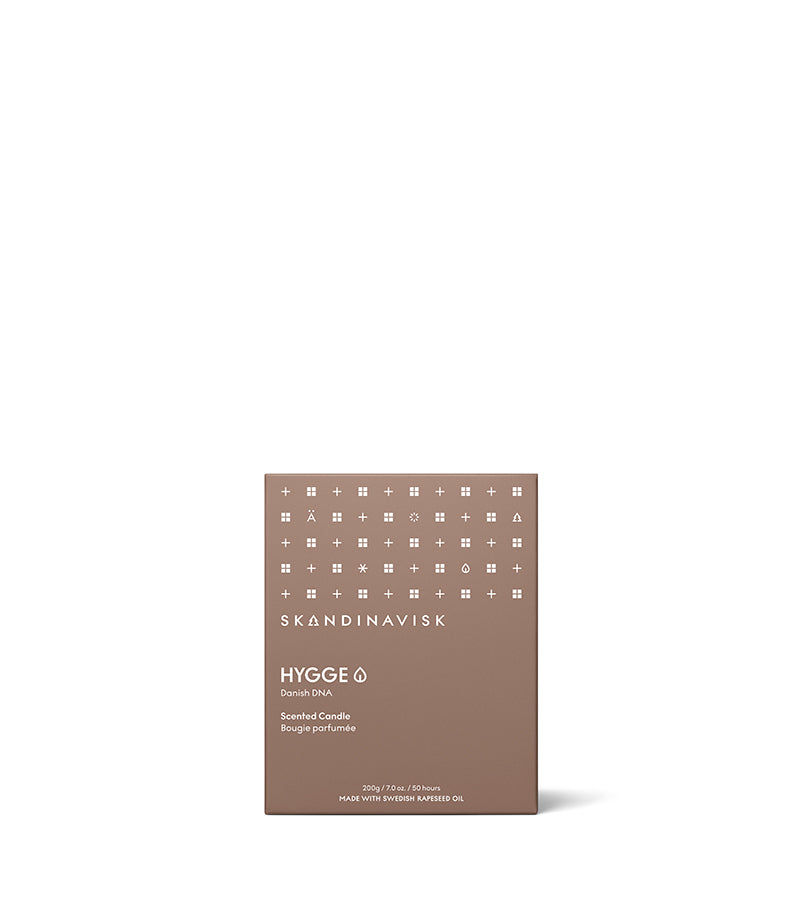 Hygge scented candle (50 hours)