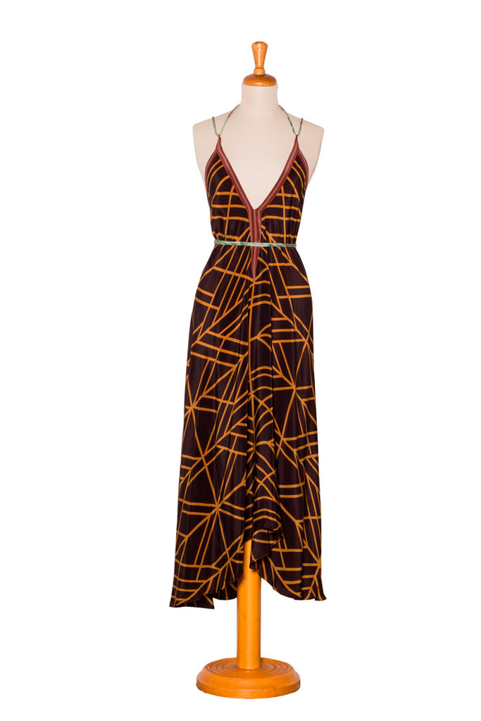 Sunset dress P63