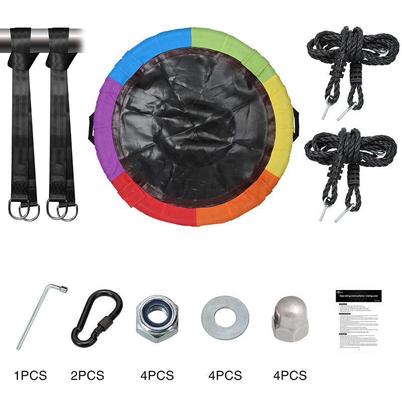 accessories for saucer swing