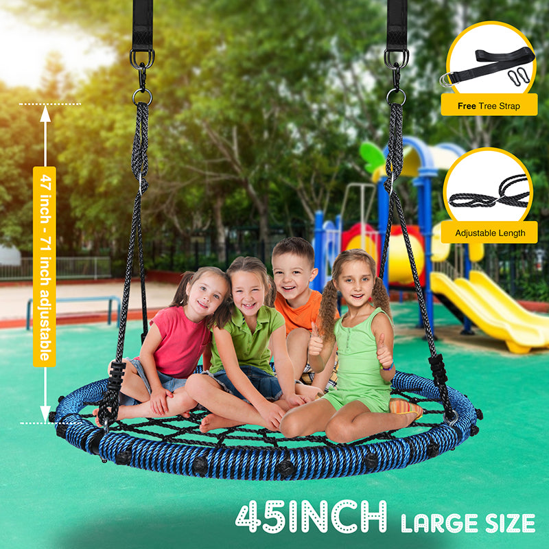 tree swing for kids and adults