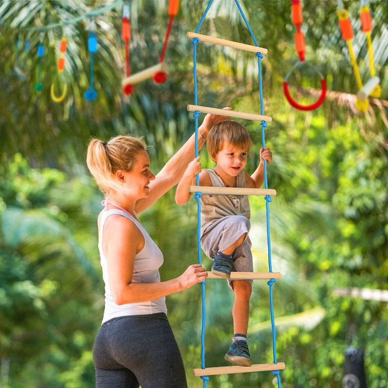 accessories for ninja outdoor obstacle course