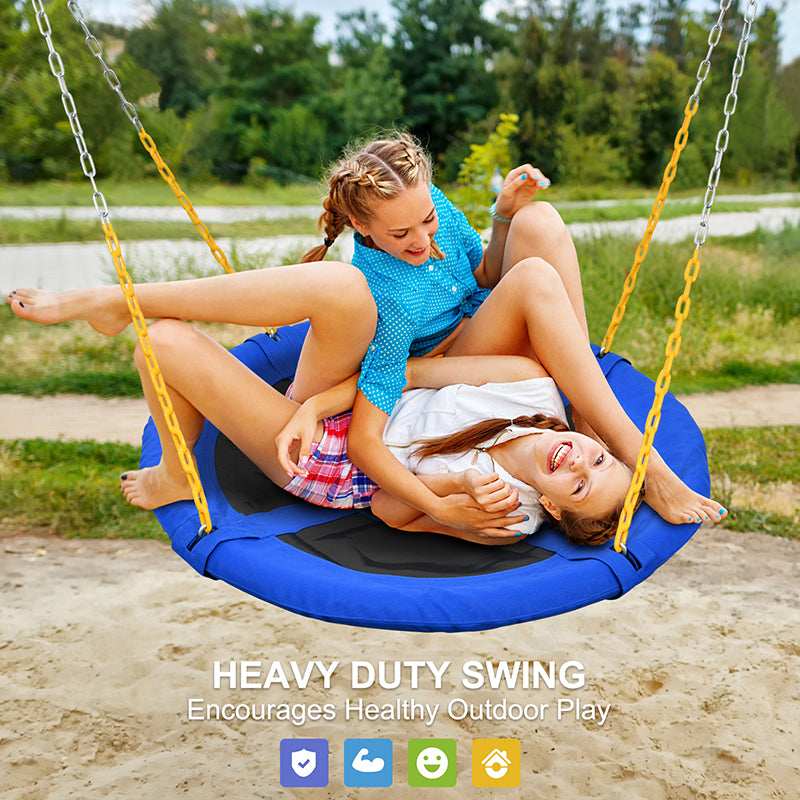 durable and stable tree swing