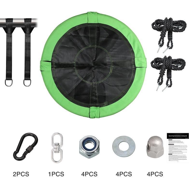 accessories for outdoor saucer swing