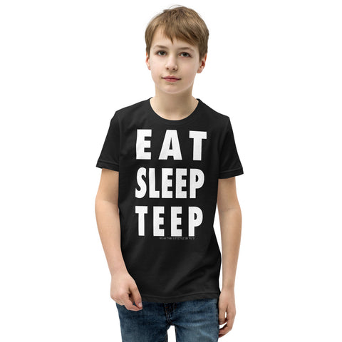 KIDS Eat Sleep Teep T-Shirt