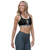 PMT Muay Thai Sports Bra [BLACK]