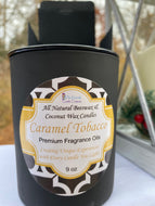 Holiday LUXE- Caramel Tobacco
