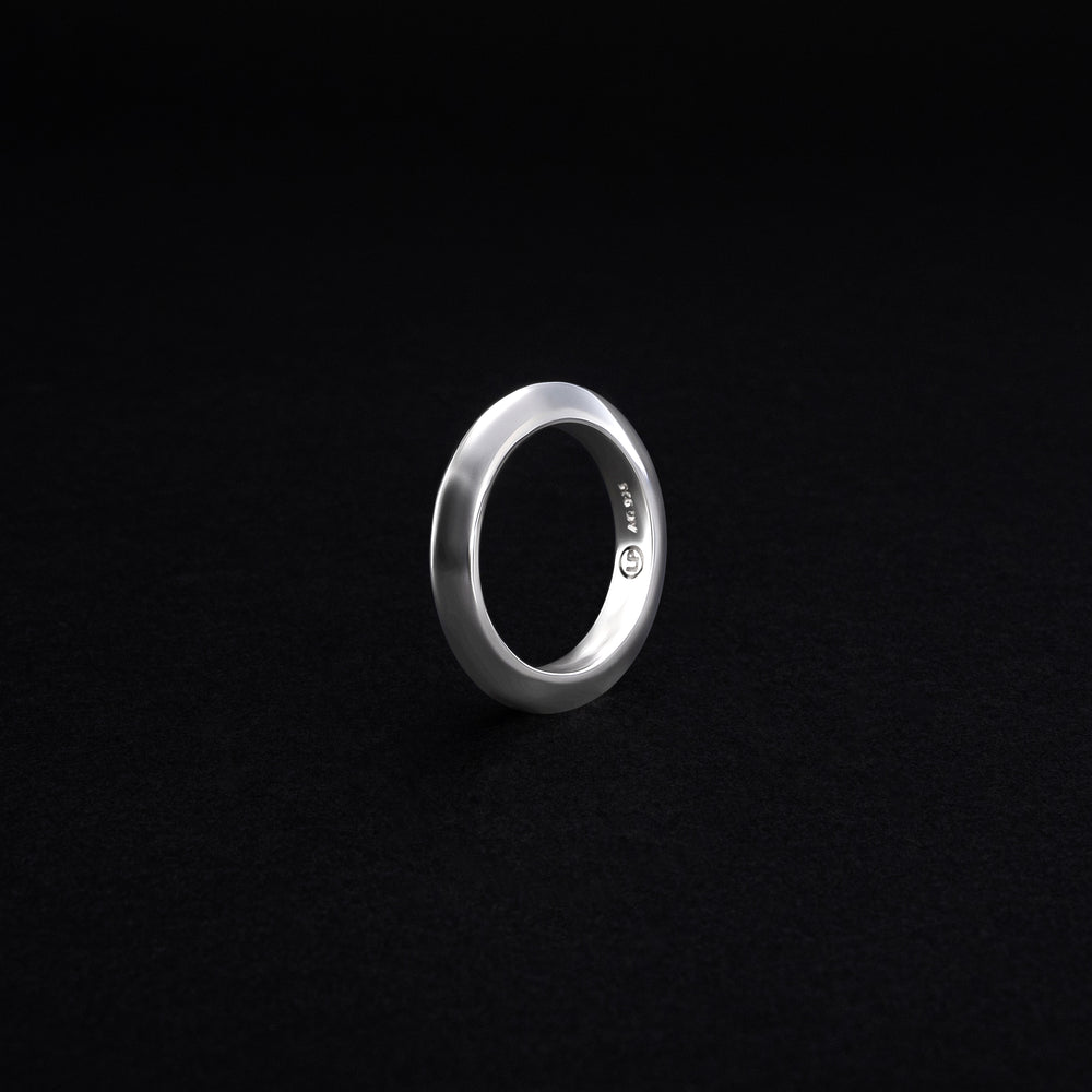 Load image into Gallery viewer, Spiral Ring - Sterling Silver