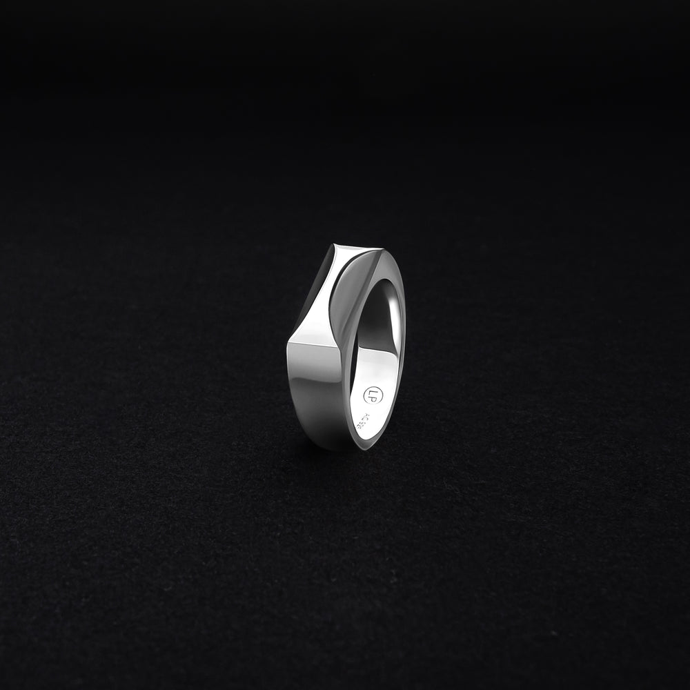 Troublemaker Ring - Sterling Silver