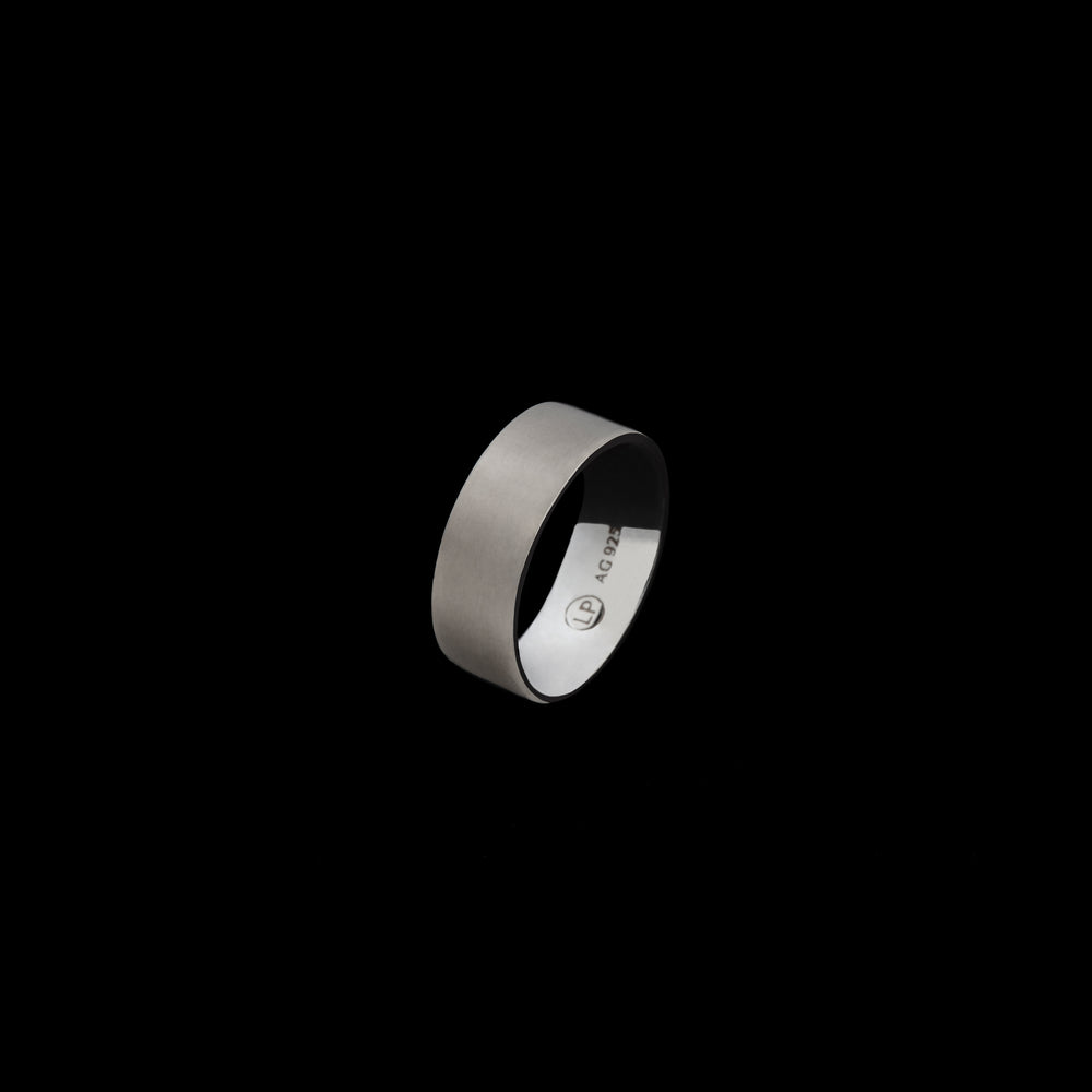 Load image into Gallery viewer, LOUPN Classic Band Ring - Matte