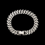 Edge Cuban Chain Bracelet
