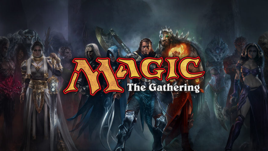 Magic: The Gathering Artist Suspended!