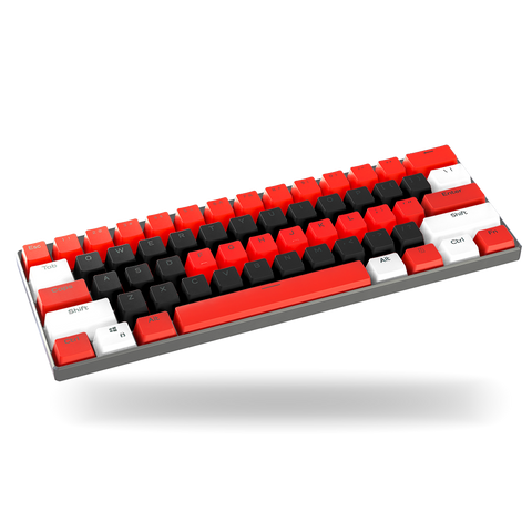red rebellion - AltCustomsKeyboards